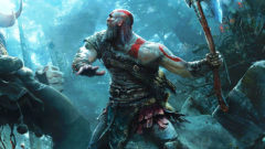 God of War patch 1.12 text size ps4