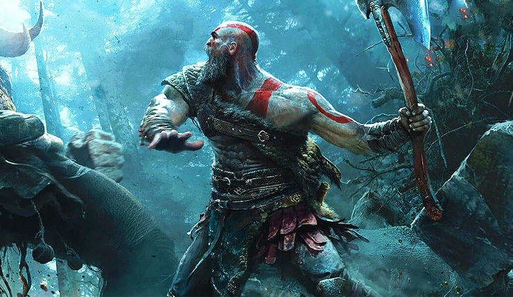 God of War ps4 sales digital revenue patch 1.12 text size ps4