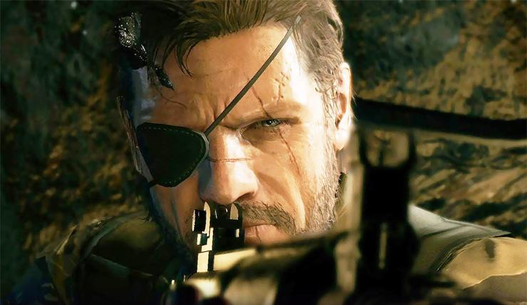 Metal Gear Solid Konami