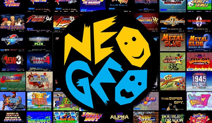 SNK Teases New Neo Geo Retro Hardware is Coming This Year