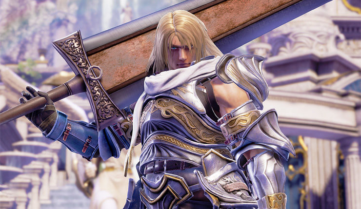 SoulCalibur VI Adds Stalwart Knight Siegfried to its Growing