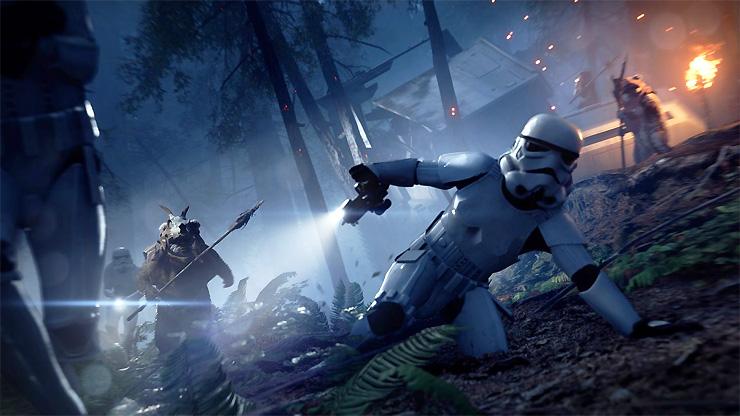 Ewok Hunt Is Coming To Battlefront II