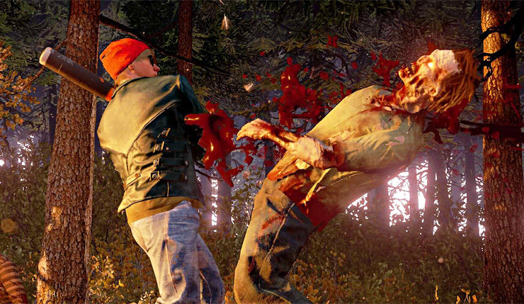 State of Decay 2 xbox one x vs xbox one s