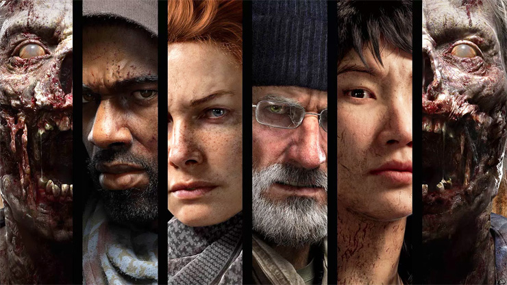 Overkill's The Walking Dead Game Gets a Second Character Trailer