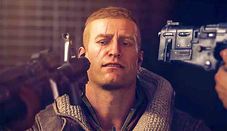 Wolfenstein II machine games neon giant