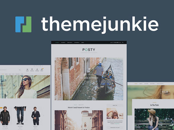 Theme Junkie WP Themes