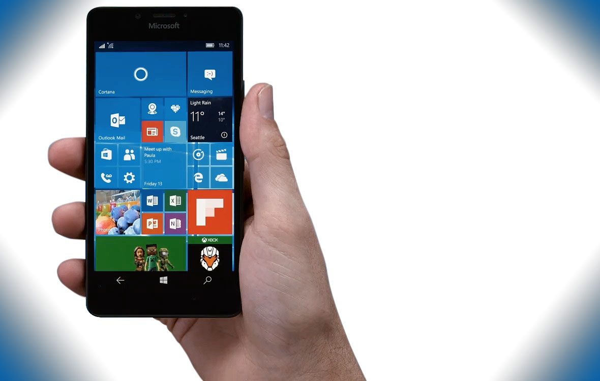 Old Windows Phone Devices Might Soon Be Able to Run Windows