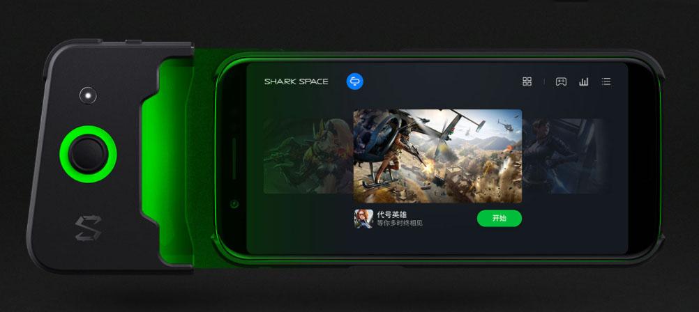 Xiaomi Black Shark-ის სურათის შედეგი