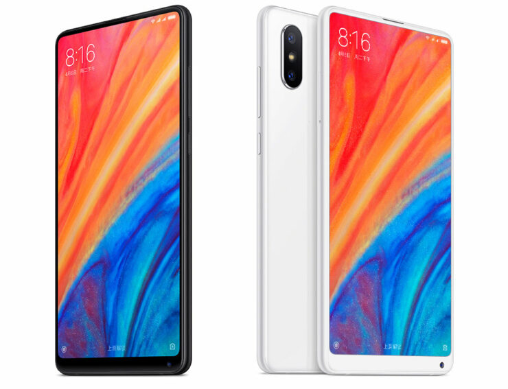 Xiaomi Mi 7 Front Notched Panels Leaked With 3D Facial Recognition & in-Display Fingerprint Reader Included Features