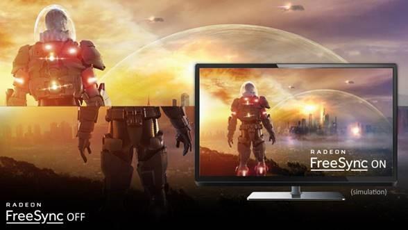 Xbox One freesync
