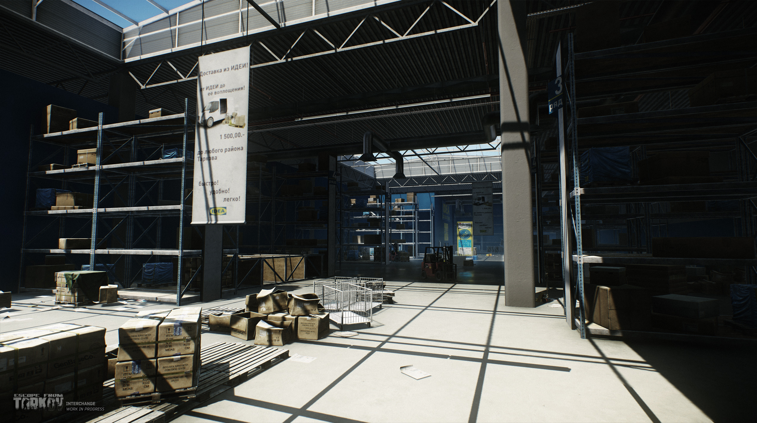 Escape from Tarkov Update 0 8 Adds New Map, Optimizes Games Physics