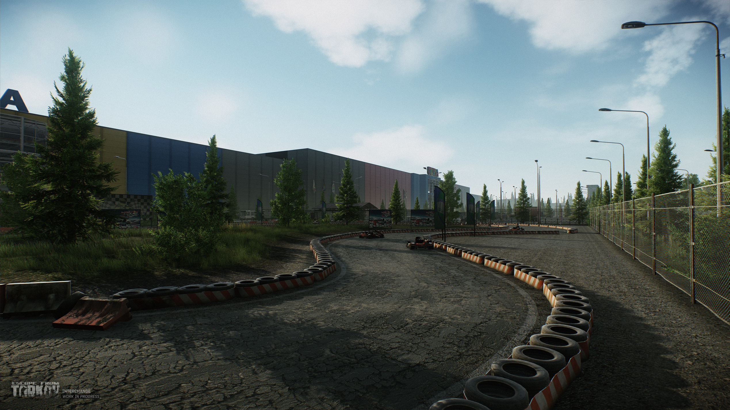 Escape from Tarkov Update 0 8 Adds New Map, Optimizes Games