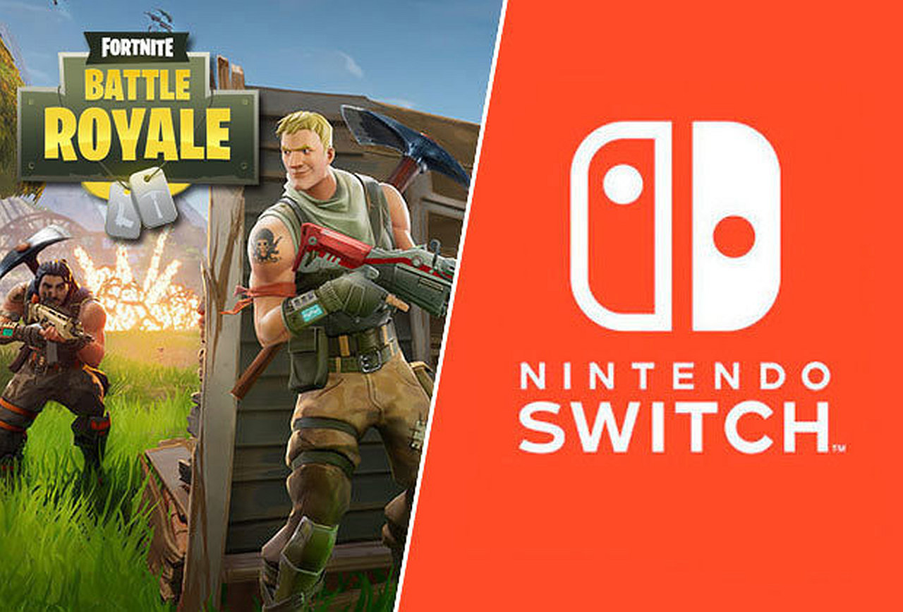 Fortnite Switch Rumored To Be Showcased At E3 Cross Play Should Be In