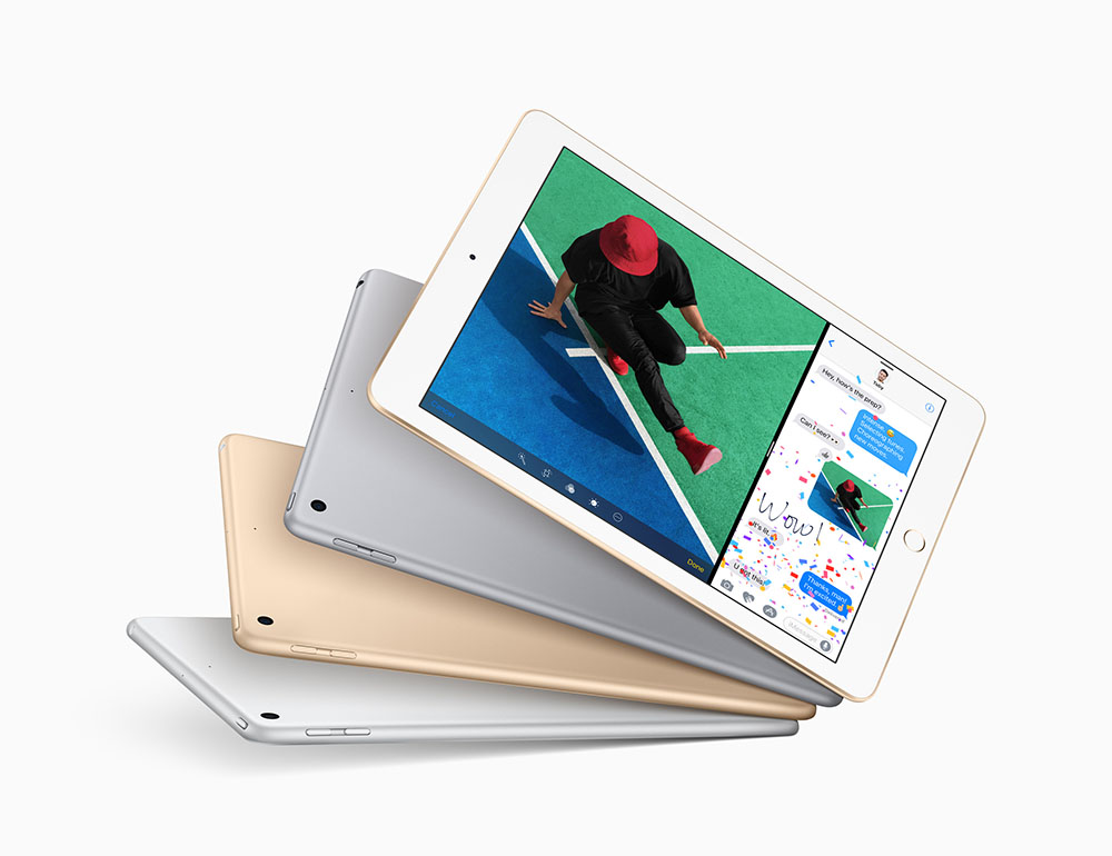 iPad 5 amazing deal various colors