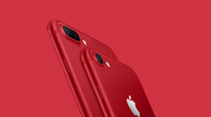 iPhone 8 & iPhone 8 Plus (PRODUCT)RED Versions Are Going to Be Unveiled Tomorrow, Claims Latest Memo