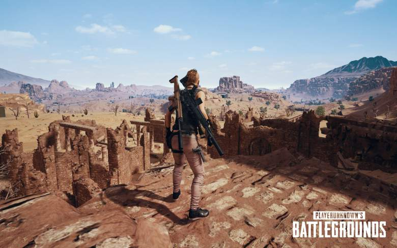 Map selection feature on the cards for PlayerUnknown's Battlegrounds on PC