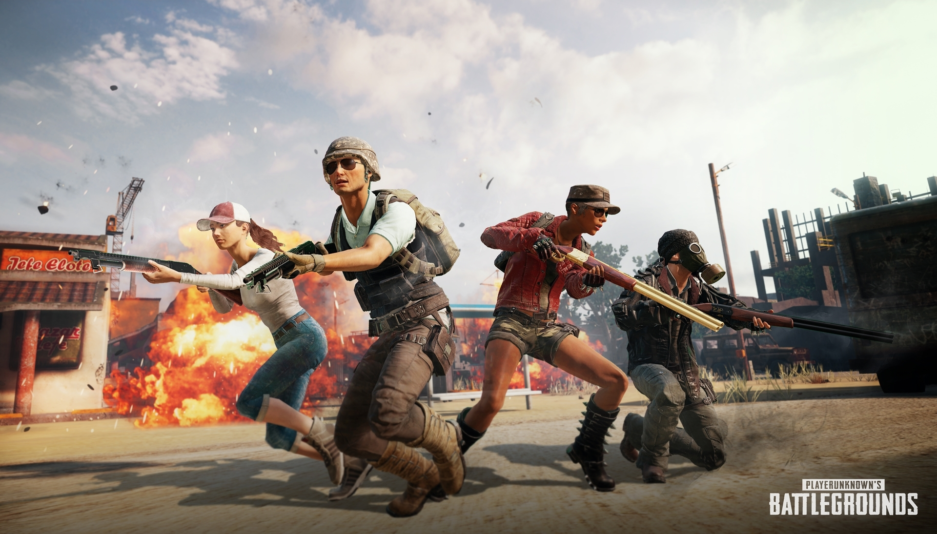PUBG Gets New TDM-Like 'War' Mode, But It's Only Avalable