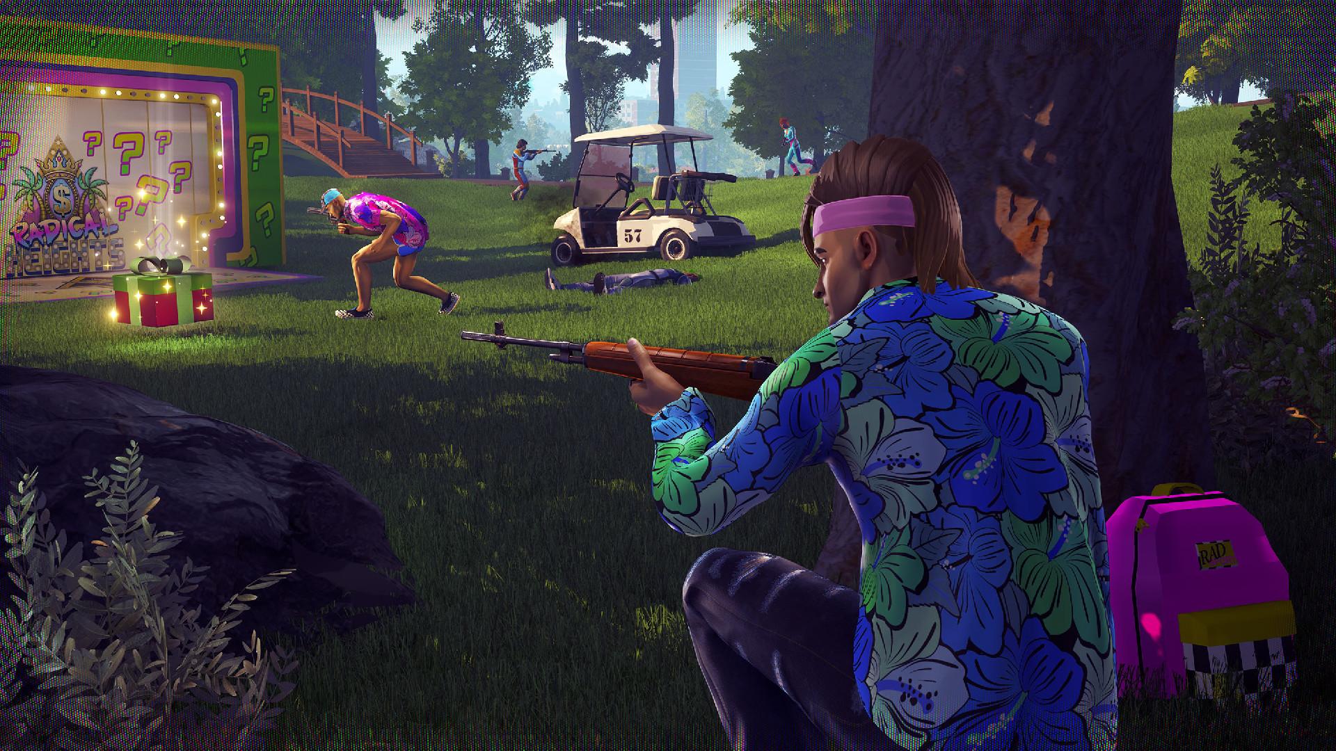 Boss Key S Radical Heights Reportedly Already Surpassed Lawbreakers Concurrent Peak Player Count On Steam Rumor