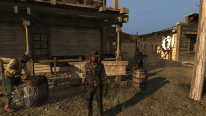 Red Dead Redemption runs at native 4K resolution on Xbox One X