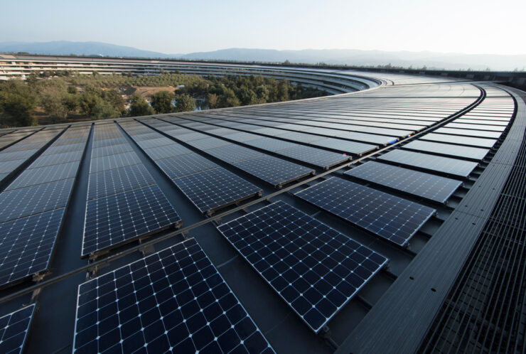Apple Is Now Globally Powered by 100% Clean Energy - More Impressive Than Its Record Quarterly Revenue