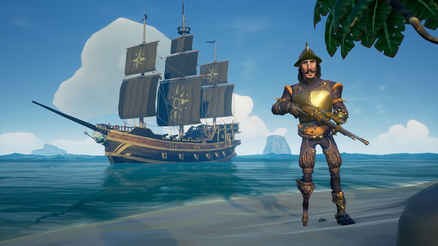 Sea of Thieves Update 1 0 5 Offers UI & Performance Improvements