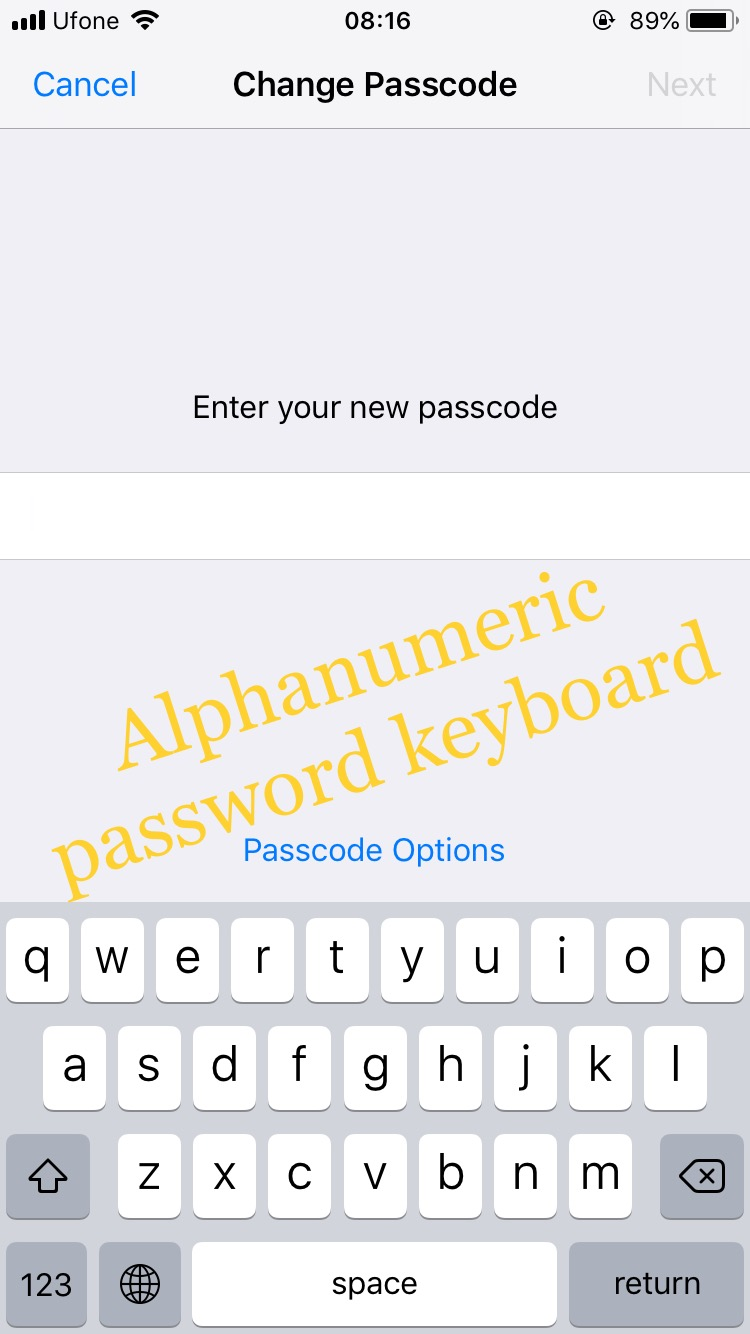 Why It's Time to Move Away from 6-Digit Passcode on iPhone (How to)