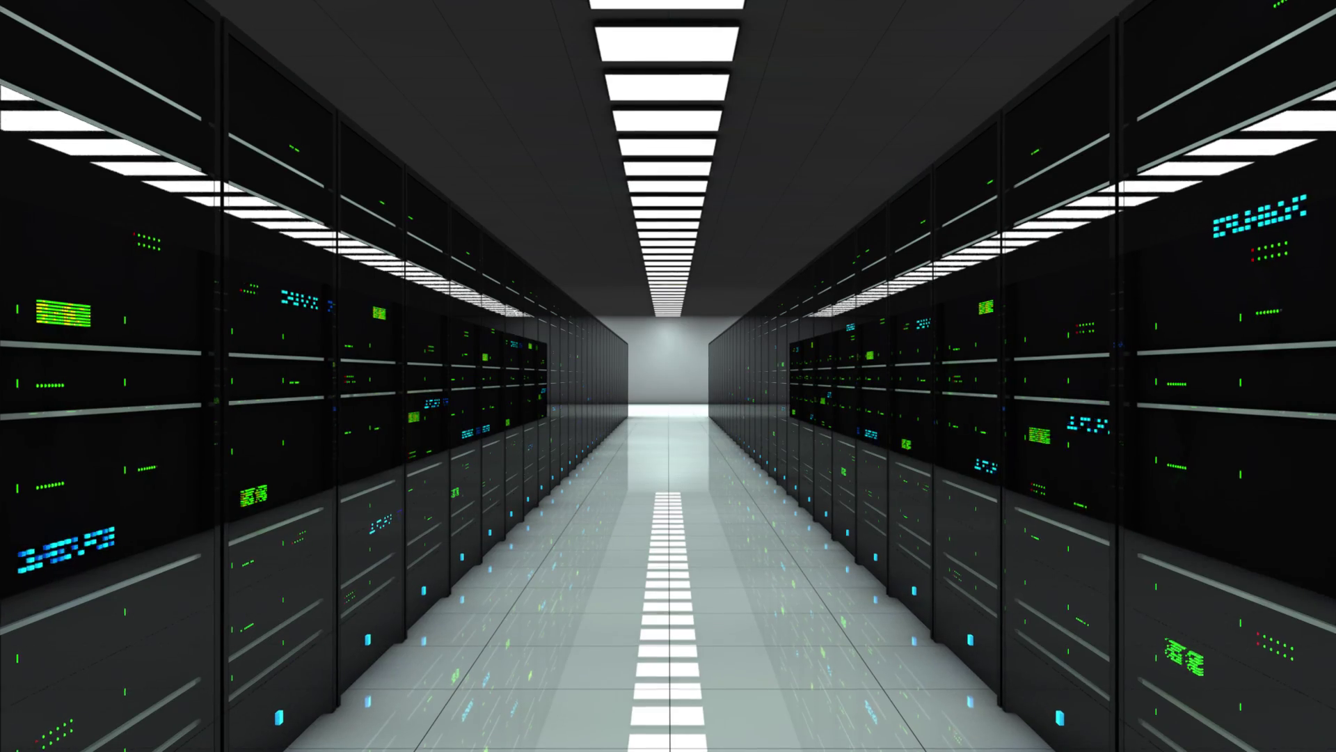 Server Room Lighting : Cloudfare launches the public dns with support for