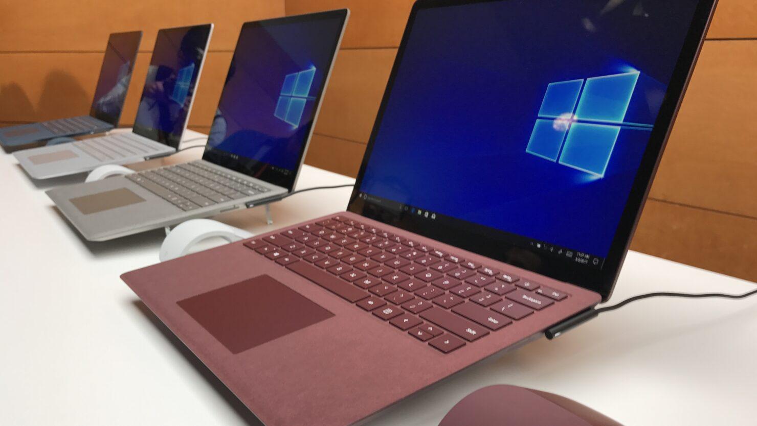 windows 10 cumulative updates