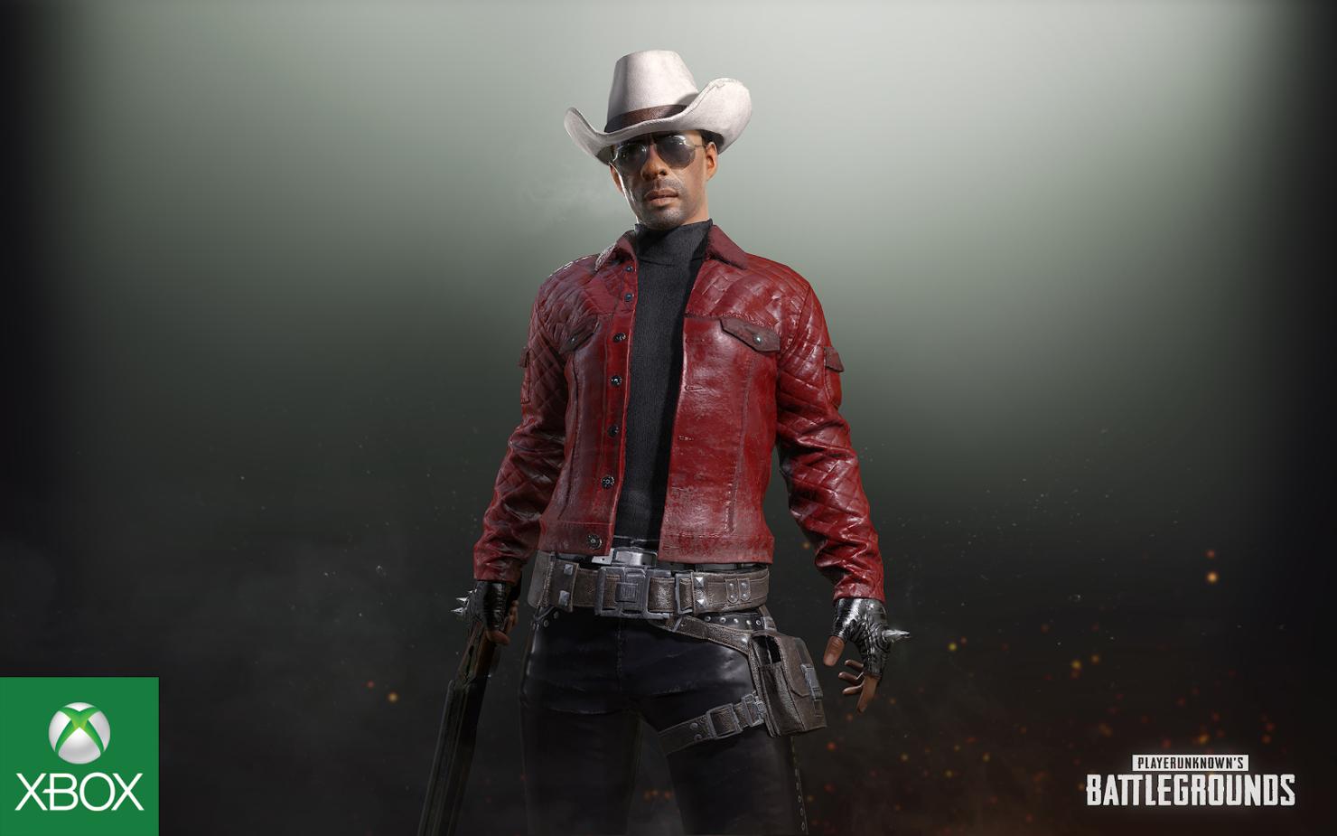 Xbox One PUBG Miramar