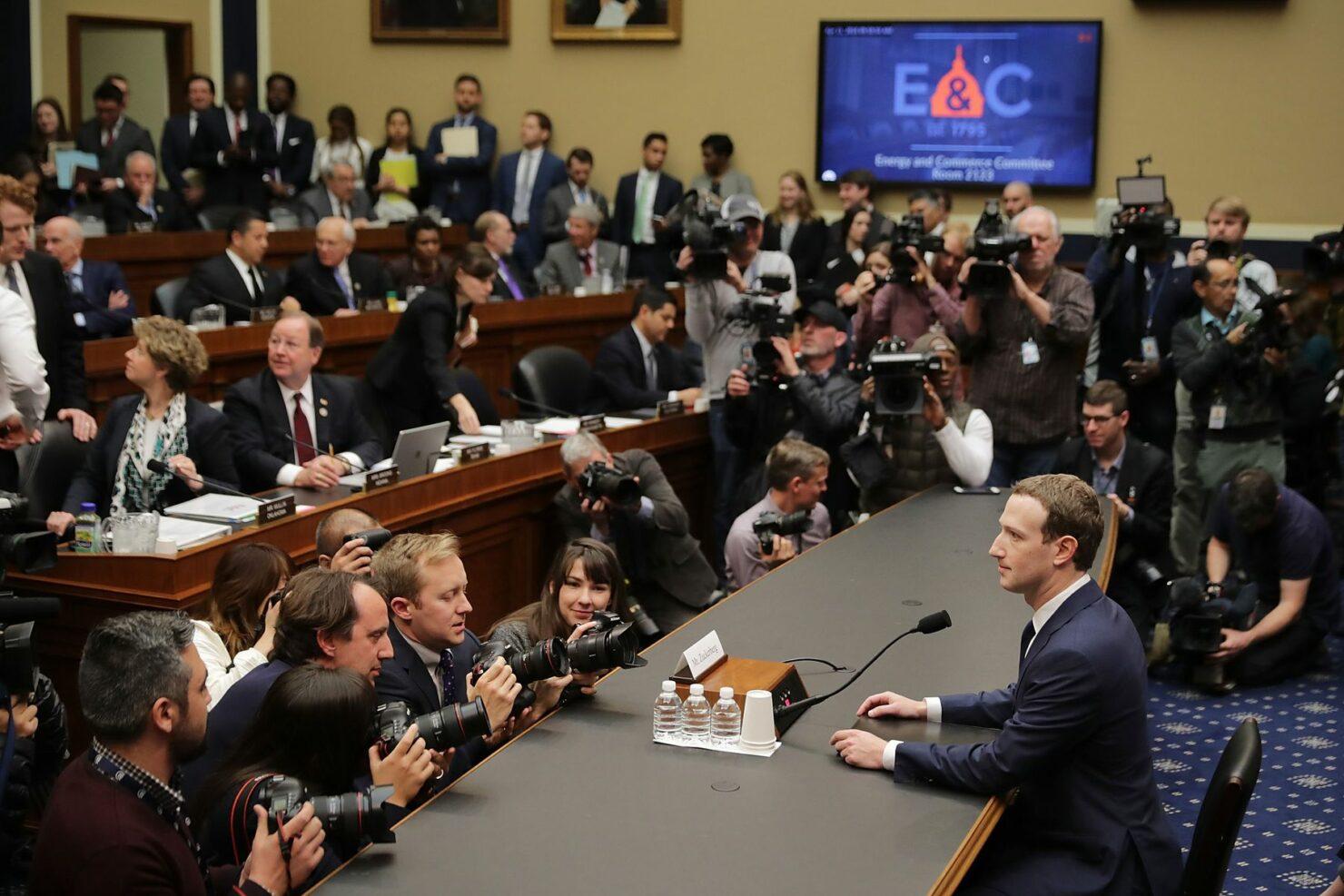 zuckerberg house testimony
