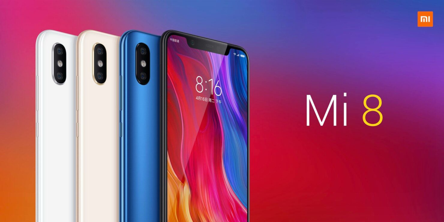 Xiaomi Mi 8, Mi 8 SE & Mi 8 Explorer Edition Officially Here - Perfect Answer to Flagship Phones at Affordable Prices