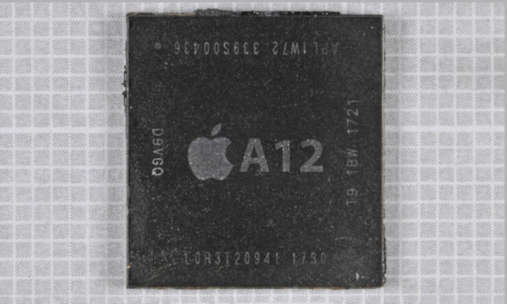 Apple A12 enters mass production TSMC