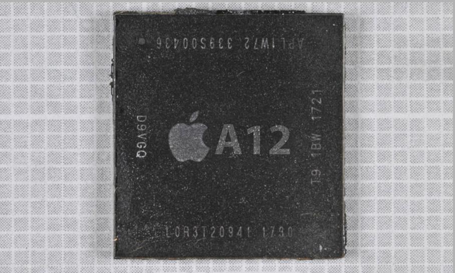 Apple A12 enters mass production TSMC
