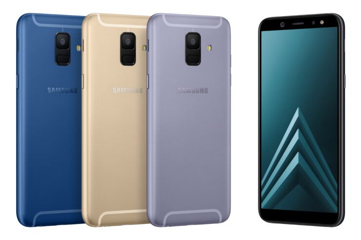 Galaxy A6 Galaxy A6 Plus official specs features pricing availability