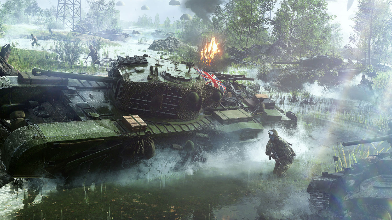 Battlefield V To Feature Two Currency Types, EA Confirms