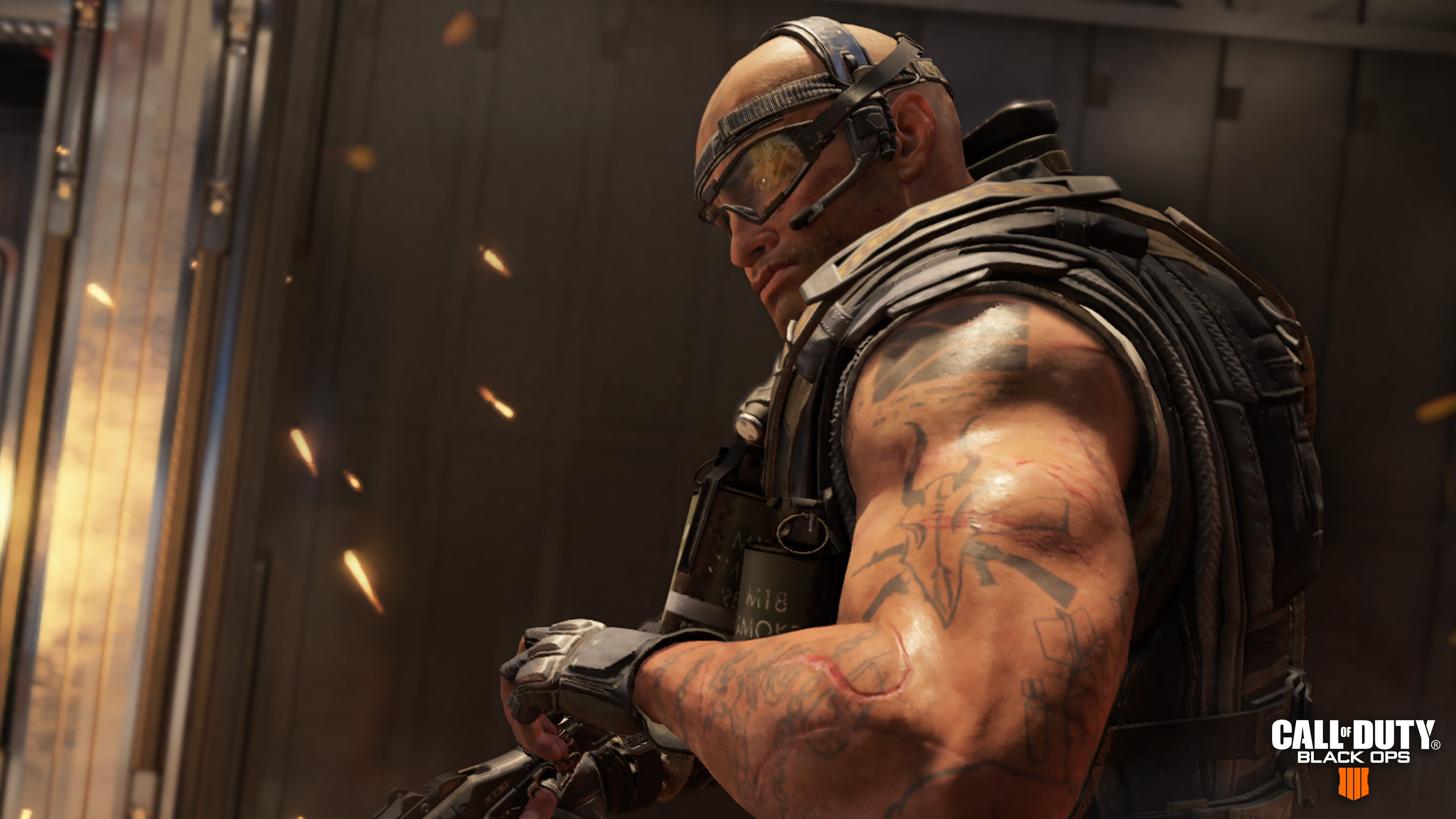 Watch The Call Of Duty: Black Ops IIII Reveal Here At 6PM