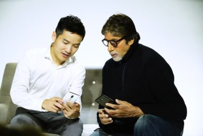 OnePlus 6 India launch: Did Amitabh Bachchan accidentally revealed the phone?