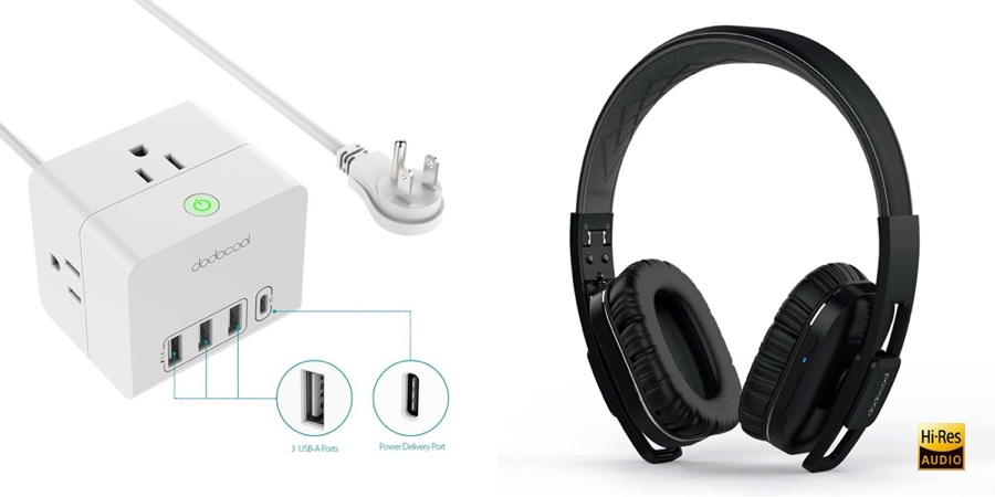 fcea929835f ... Noise Cancelling Headphones 54 More. Dodocool Deals Usb Pd Power Strip  For Nintendo Switch 26 Off