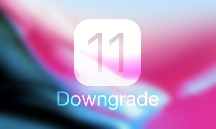 Downgrade iOS 11.4