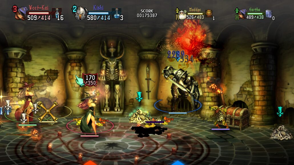 Dragon's Crown Pro Review - A Touched-Up Classic