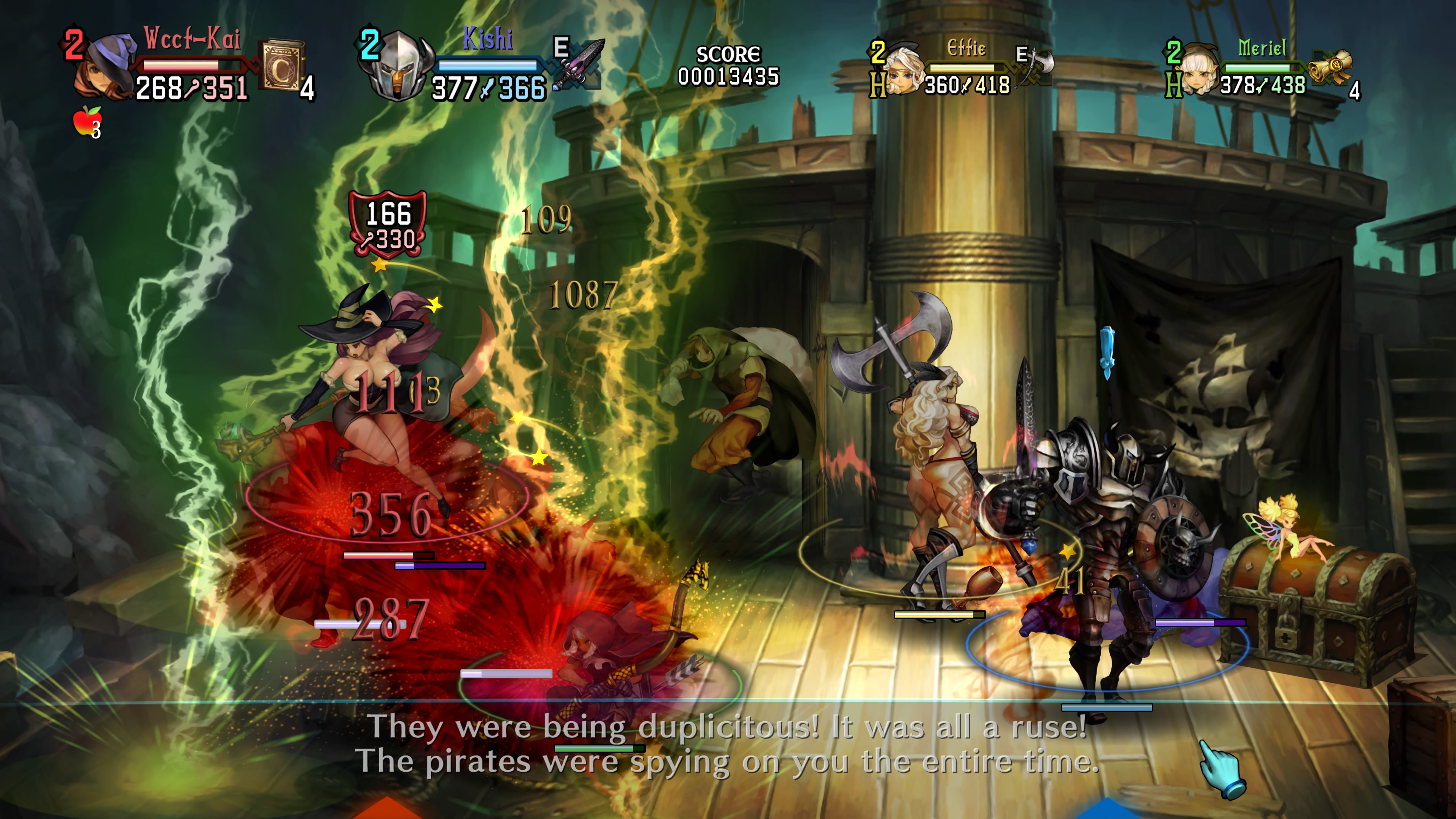 dragon s crown pro review a touched up classic