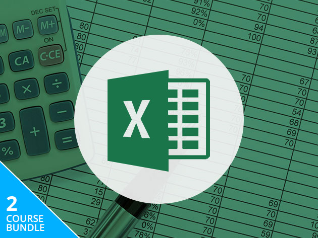 Essential Microsoft Excel Specialist Bundle
