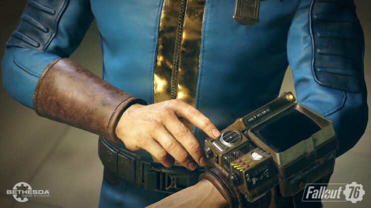 Fallout 76 mod new vegas