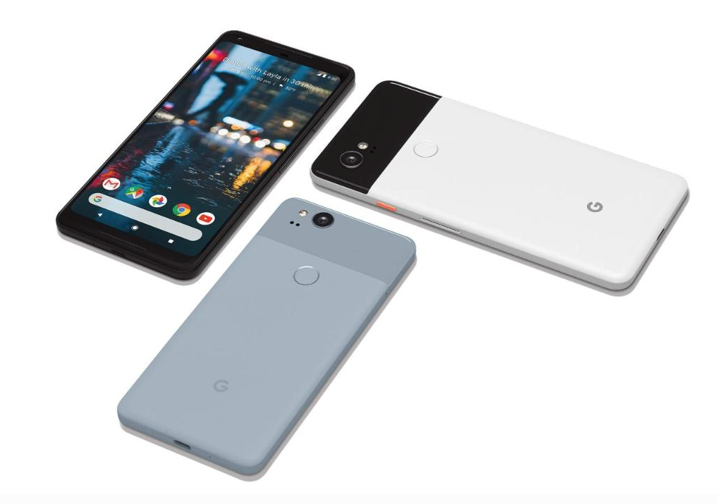 Google Pixel 3 XL OLED coming from LG Display