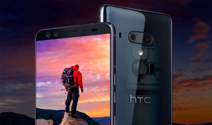 HTC U12 Plus official specs features pricing