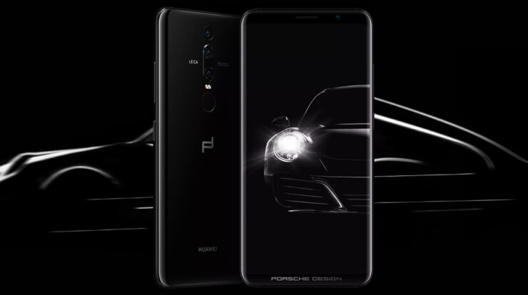 Huawei Mate RS Porsche Design no notch explained
