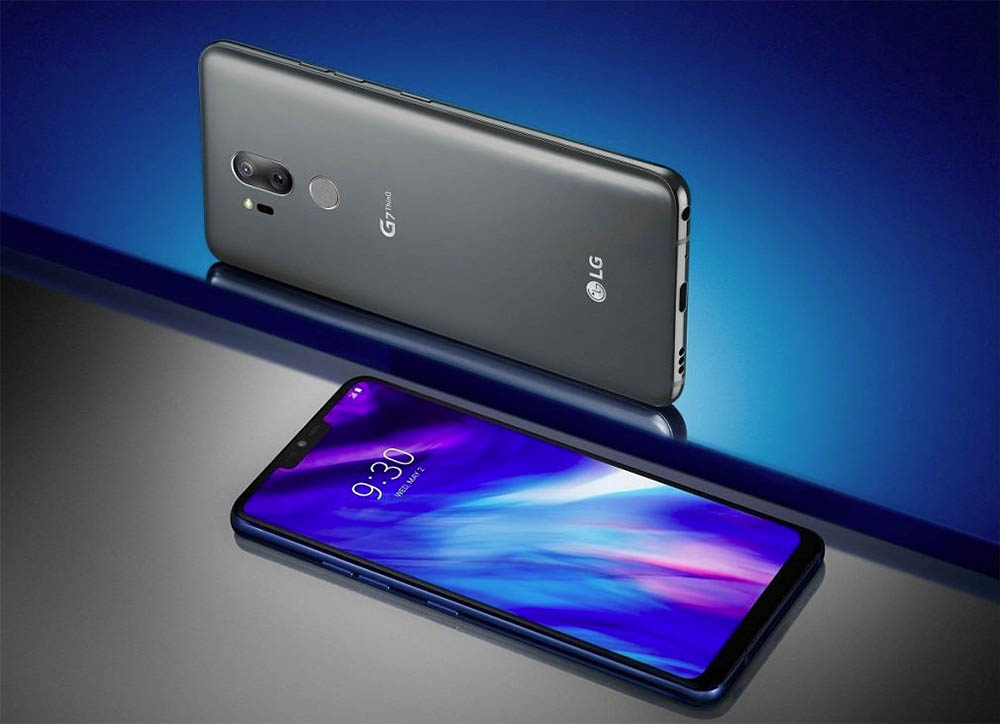 LG G7 ThinQ official specs features pricing availability