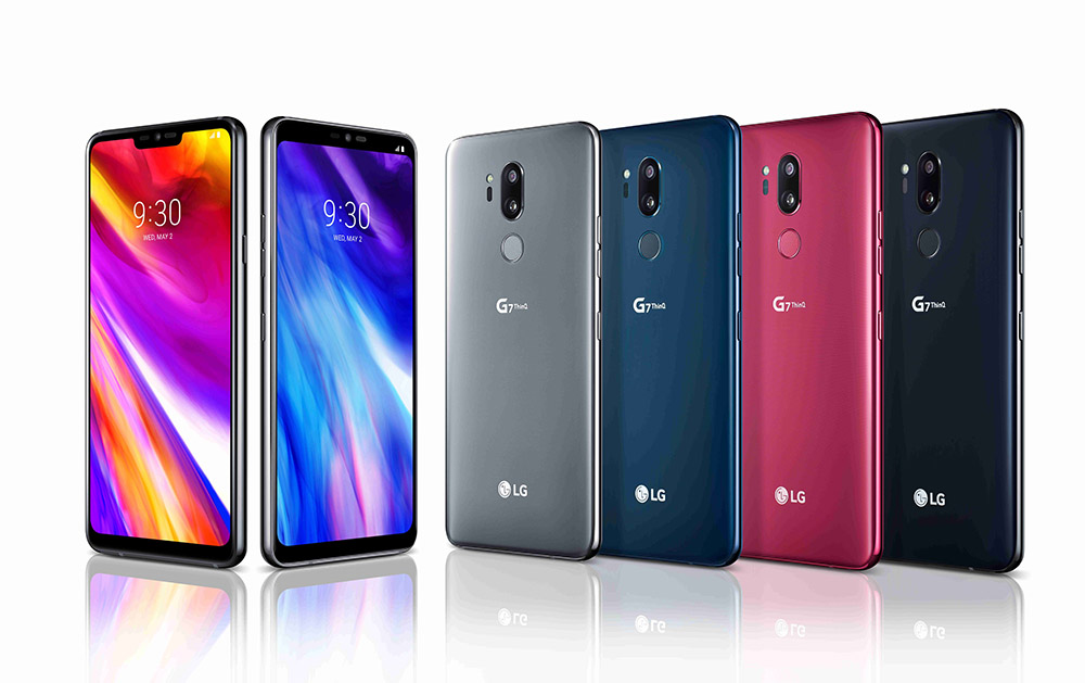 LG G7 ThinQ Pre-Order Numbers Are Higher Than the G6