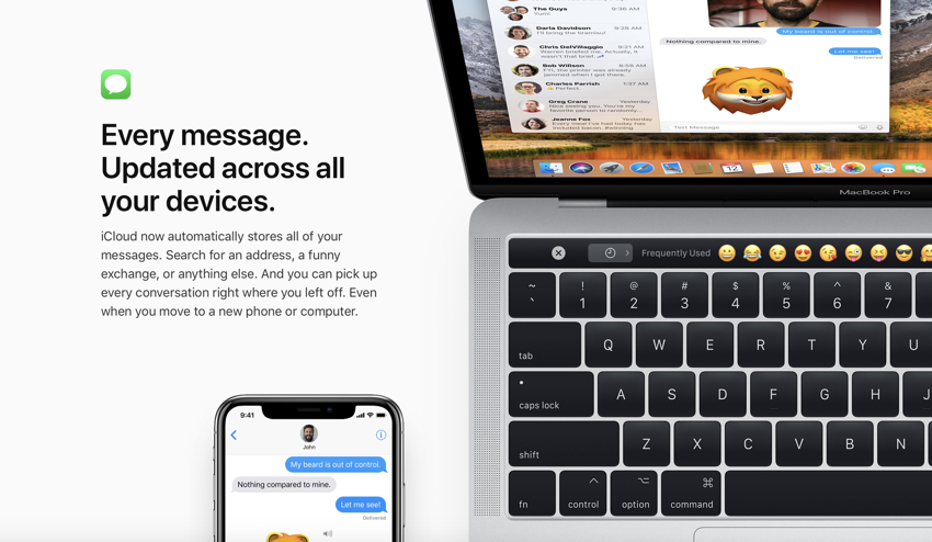 How to Enable and Use Messages in iCloud in iOS 11 / 11 4