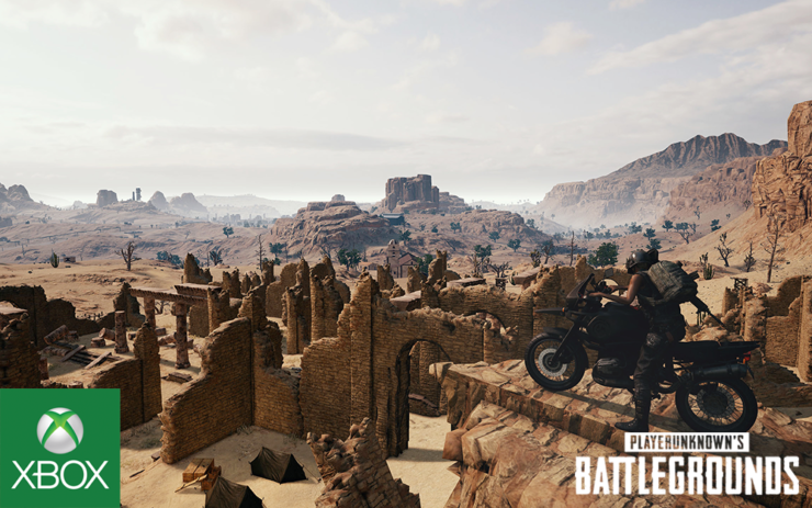 Xbox One PUBG Patch 15